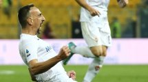Nach Verletzung: Ribéry trainiert wieder