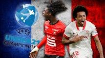 U21-EM: Die größten Talente der Franzosen