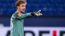Rönnow über sein Ziel auf Schalke