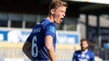 Augsburg verpflichtet Winther