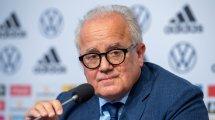 DFB-Präsident Keller gibt auf und tritt zurück