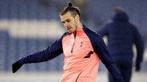 Bale: Berater zweifelt an Real-Rückkehr