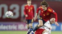 Tauschgeschäft: Tottenham angelt sich Spanien-Juwel Gil
