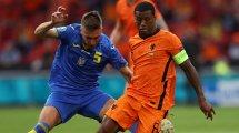 Niederlande - Tschechien: Die Aufstellungen
