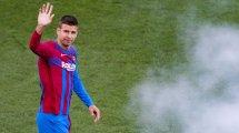 Barça: Pique über Umtiti & sein Karriereende