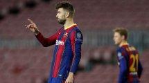 Barça: Stamm-Quartett angezählt