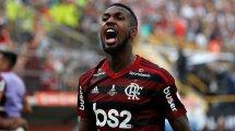 Brasilianer berichten: BVB verhandelt mit Gerson