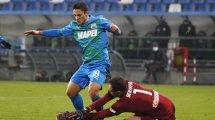 Leipzig-Gerüchte um Italien-Youngster