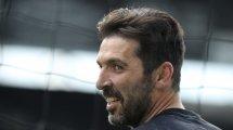 Buffon kündigt Entscheidung an