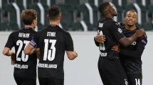 Gladbach - Real 2:2 | Note 1 für den Fast-Matchwinner