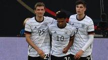 DFB-Training: Gnabry & Klostermann fehlen