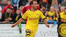 Leverkusen denkt an Götze