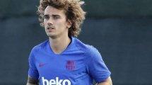 Medien: Barça will Griezmann eintauschen