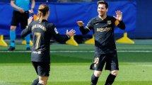 Griezmann: Kein Training mehr bei Barça?