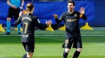 Atlético-Boss hofft auf Griezmann-Rückkehr
