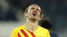 Barça: Griezmann & Coutinho auf dem Markt?