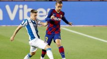 Barça: Sétien nimmt Griezmann in Schutz