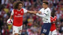 Arsenal: Guendouzi auf dem Abstellgleis