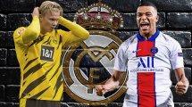 Real Madrid: Sieben Abgänge für den neuen Traumsturm?