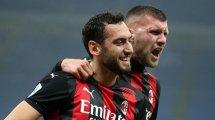 Milan: Durchbruch bei Calhanoglu & Donnarumma