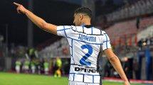 """""""In den nächsten 24 Stunden"""": Inter bestätigt nahenden Hakimi-Verkauf"""