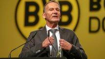 """Watzke: """"Weitere Transfers auch ohne Verkäufe"""""""