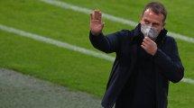 """""""Geht um Kleinigkeiten"""": Flick kurz vor Bundestrainer-Job"""