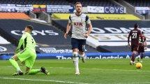 Tottenham startet Kane-Verhandlungen