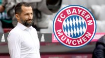 FC Bayern: Hepburn an der Säbener