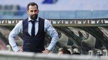 Trainerwechsel bei Bayerns U23