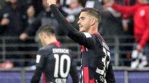 Frankfurt forciert Silva-Verpflichtung