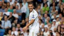 "Hazard: Erste Real-Saison war ""mies"""