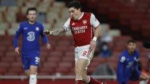 Arsenal bereitet sich auf Bellerín-Wechsel vor