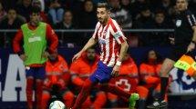 Atlético: Herrera nach England?