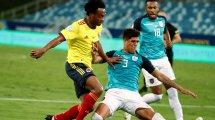 Medien: Bayern an Südamerika-Talent Hincapié dran