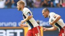 Hunt spielt um neuen HSV-Vertrag