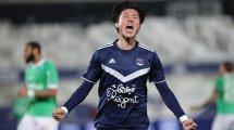 10 Millionen: Hertha bietet für Hwang