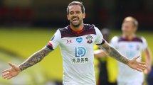 Ings wechselt zu Aston Villa