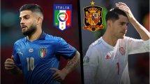 Italien - Spanien: So könnten sie spielen
