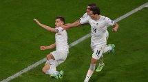 Italien ist zweiter Halbfinalist | Gute Noten für Doku & Insigne