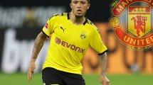 BVB informiert United: Preis & Deadline für Sancho