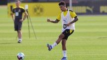 Sancho: BVB erwartet zeitnahen United-Vorstoß