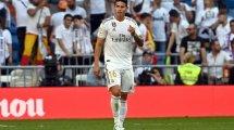 Real Madrid plant fünf Verkäufe