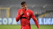 Bayern bindet Abwehrtalent Lawrence