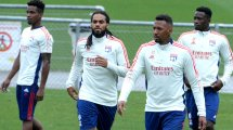 Olympique Lyon - Racing Straßburg: So lief das Boateng-Debüt
