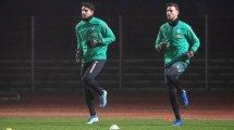 SV Werder: Zwei Optionen für Kapino