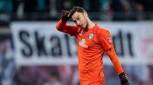 Werder: Pavlenka denkt nicht an Abschied