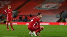 Liverpool: Henderson winkt Rentenvertrag