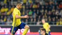 Bericht: BVB hat Larsson im Visier