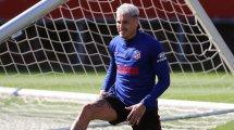 Problemzone: Chelsea scoutet Giménez